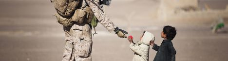 Intervención militar/humanitaria