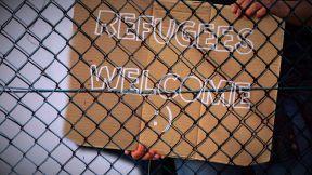 Bienvenida a los refugiados