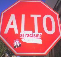 alto, racismo, racista