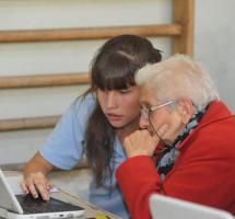 integrarme, tecnología, TIC, adultos, mayores, pc