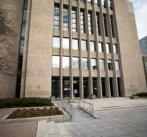 Toronto Courthouse building located at 361 University avenue Toronto, Ontario, Canada