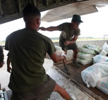 campañas humanitarias