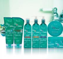 cosméticos de un único uso