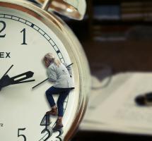 Acordar horarios de ruido y calma para facilitar la convivencia
