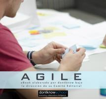 "¿Leer el ebook ""Agile"" de dontknowschool?"