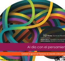 """Leer el ebook """"Al día con el pensamiento"""" de Jorge Úbeda"""