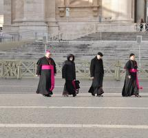 Alejarme de la Iglesia Católica a causa de los escándalos