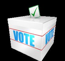 Urna y voto