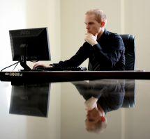 Trabajando con el ordenador de mesa