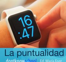 """Leer el ebook """"La Puntualidad"""" de dontknowschool"""