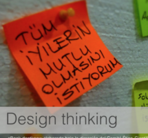 "Leer el ebook ""Design thinking"" de dontknowschool"