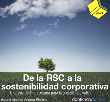 "¿Leer el ebook ""De la RSC a la sostenibilidad corporativa"" de Alberto Andreu?"