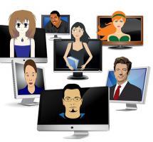 Compartir y organizar reuniones online