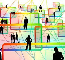 Complementar la organización jerárquica de mi empresa con una redarquía