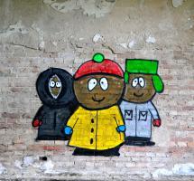 Considerar el Graffiti arte
