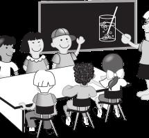Controlar la forma en que se relacionan los alumnos
