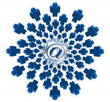 Cooperar online con organizaciones ciudadanas