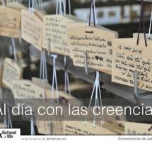 """Leer el ebook """"Al día con las creencias"""" de Leticia Soberón, Enrique Baca y José Lázaro"""