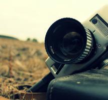 Creer que es necesario estudiar cine para grabar una película