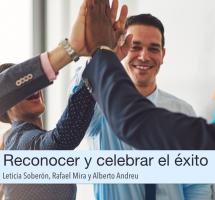 Reconocer y celebrar el éxito