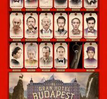 Ver 'El gran hotel Budapest' de Wes Anderson