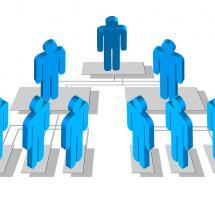 Equilibrar el número de intraemprendedores y gestores tradicionales en mi organización