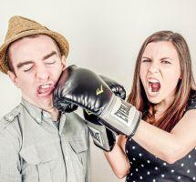 Evitar las discusiones de pareja