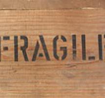 Reconocer la fragilidad de las cosas
