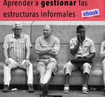 """Leer el ebook """"Aprender a gestionar las estructuras informales"""" de dontknowschool"""