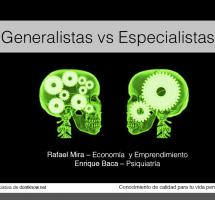 Leer ebook Generalista vs especialista de dontknowschool