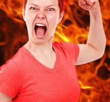 ¿Aprender a controlar mis arrebatos de ira?