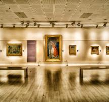 Visitar museos y exposiciones
