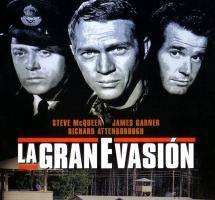 Ver 'La gran evasión' de John Sturges