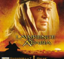 Ver 'Lawrence de Arabia' de David Lean