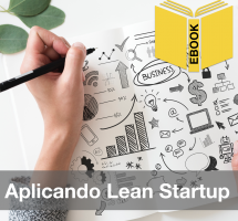 "¿Leer el ebook ""Aplicando Lean start-up"" de dontknowschool?"