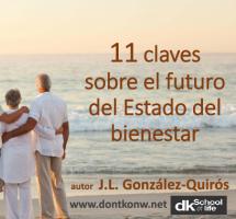 """Leer el ebook """"11 claves sobre el futuro del bienestar """" de José Luis González Quirós"""