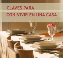 """Leer el ebook """"Claves para con-vivir en una casa"""" de María Bori"""