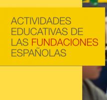 """Leer el ebook """"Actividades educativas de las Fundaciones"""" de la AEF"""