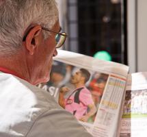 Limitar el tiempo destinado a leer o escuchar la actualidad informativa