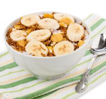 Llevar una dieta sana comiendo alimentos bio