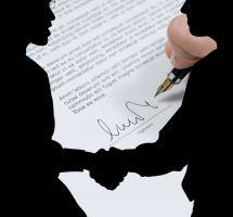 Firmar contrato