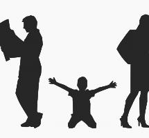 Mantener buena relación con mi expareja por mis hijos