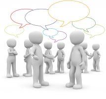 Dialogar, compartir información