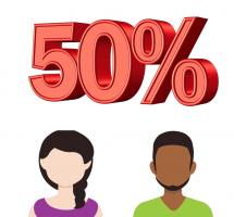 ¿Montar un negocio al 50/50 con otro socio?