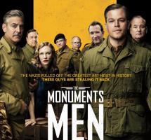 Ver 'Monuments Men' de George Clooney