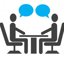 ¿Para contratar, realizar entrevistas de trabajo de panel?