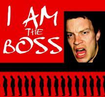 Permitir que mi jefe me insulte o grite