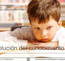"""Leer el ebook """"La revolución del conocimiento"""" de dontknowschool"""