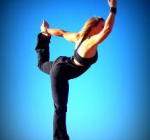Practicar yoga para estar en forma