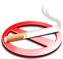 Cáncer de pulmón, ¿prevenirlo evitando la cercanía de los fumadores?